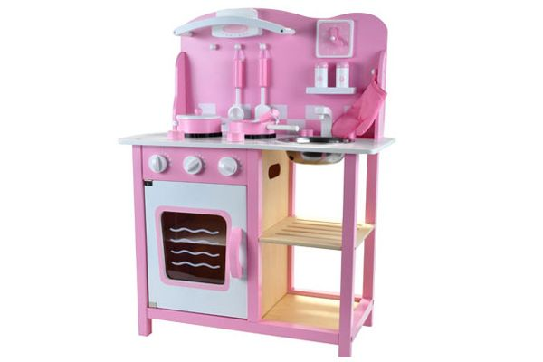 Chef Deluxe pink
