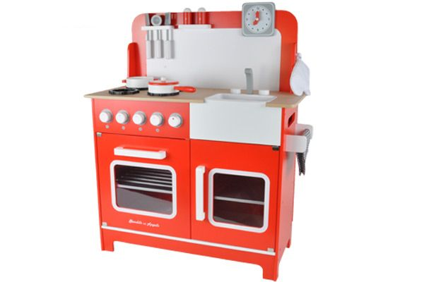 Chef Deluxe XL rood