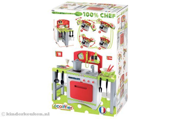 Ecoiffier Keuken Accessoires : Home Modulaire keukenKinderkeuken nl