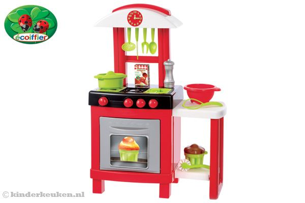 Ecoiffier Keuken Accessoires : Home Pro cook keukenKinderkeuken nl