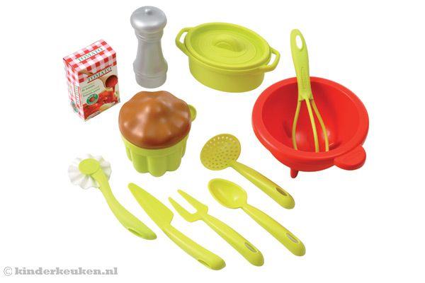 Keuken Accessoires Kinderkeuken : Home > Kinderkeuken > Ecoiffier > Pro cook keuken