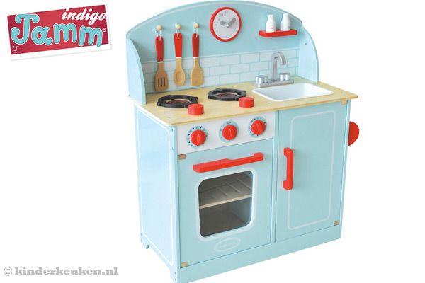 Keuken Voor Kinderen : Indigo jamm lynton keuken kinderkeuken