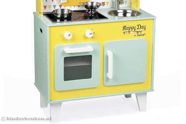 Janod Cuisine Happy Day  Kinderkeukennl # Wasbak Kuisen_130117