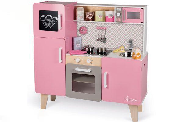 janod grande cuisine macaron. Black Bedroom Furniture Sets. Home Design Ideas