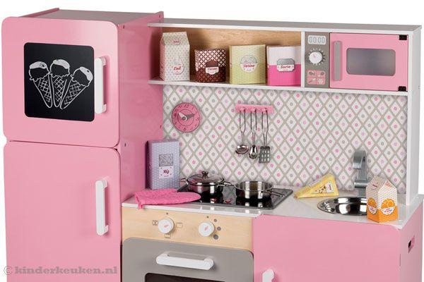 Keuken Kinderen Houten : Roze keukentje altijd de laagste prijs bij kinderkeuken