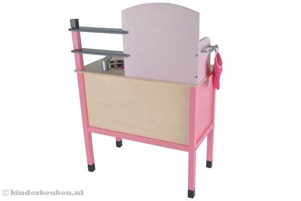 Janod Keuken Roze : Home > Kinderkeuken > Janod > Roze keuken