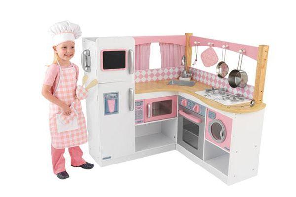 Kidkraft Keuken Grand Gourmet : Kidkraft keuken Grand Gourmet Hoekkeuken.