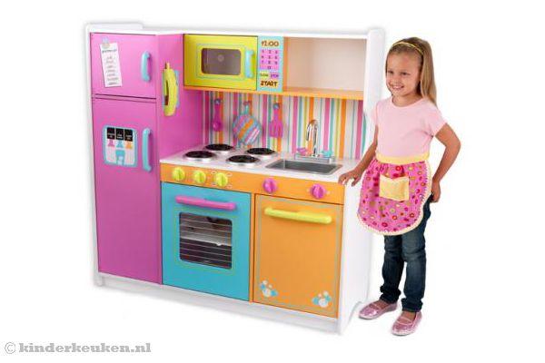 Luxe Keuken Accessoires : Home Grote vrolijke luxe keukenKinderkeuken.nl