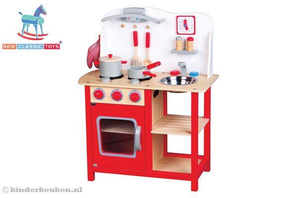 Houten Keuken Speelgoed Hema : New Classic Toys Bon Appetit Kinderkeuken nl