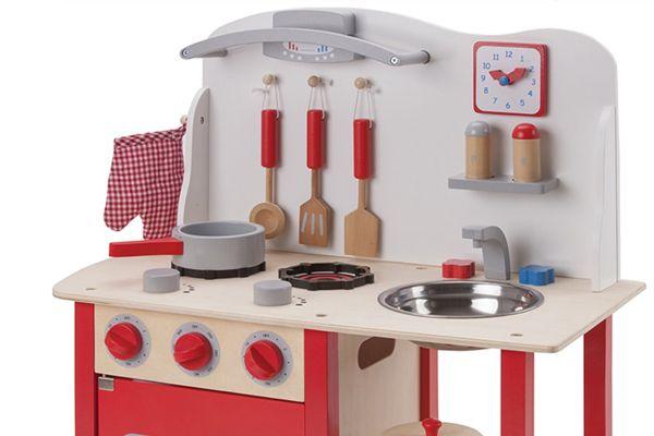 Houten Keuken Kind : Speelgoedkeuken altijd de laagste prijs bij kinderkeuken
