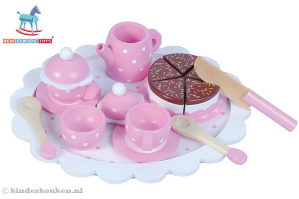 High Tea set