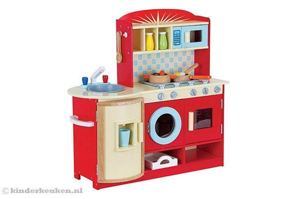 Kidkraft Country Keuken Rood : Kinderkeuken – ruime keuze bij Kinderkeukenstore.nl