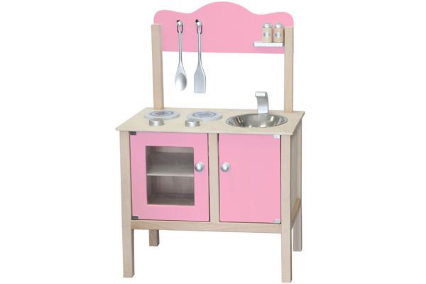 Simply keuken licht roze