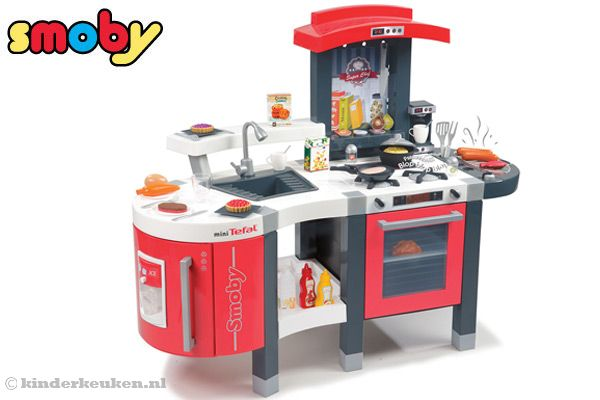 Tefal Super Chef kinderkeuken.