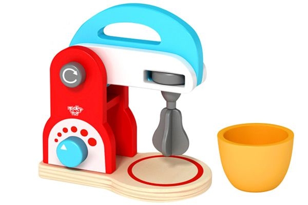 Mixer set van Tooky Toy.